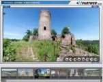 virtuální prohlídka hradu Dobronice